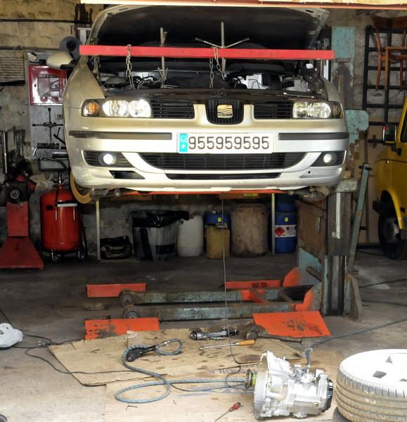 LEON last edition 2006 Casse boite EUH moteur AXR - Seat - Autres marques